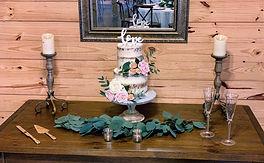 Scott Wedding Cake