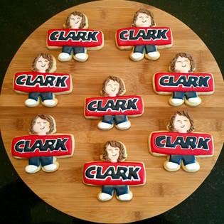 Clark Bar Cookies