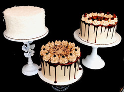 8_ Dessert Cake Display