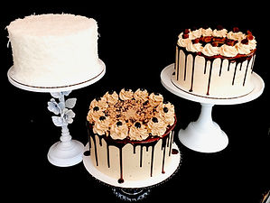 Dessert Cake Display