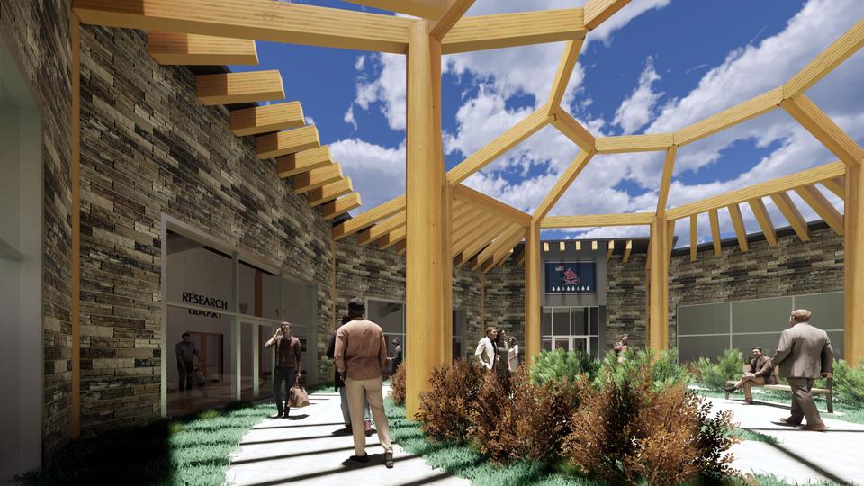 Pawnee Nation Cultural Center