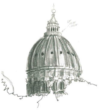 Sketches: Europe 2019
