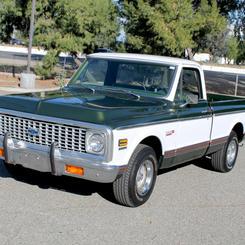 1972 C10 Cheyenne Super   $34,950
