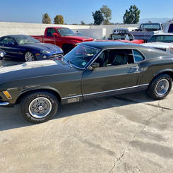 1970 Ford Mustang Mach I   $48,950