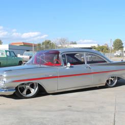 1959 Chevrolet Bel Air | $37,950