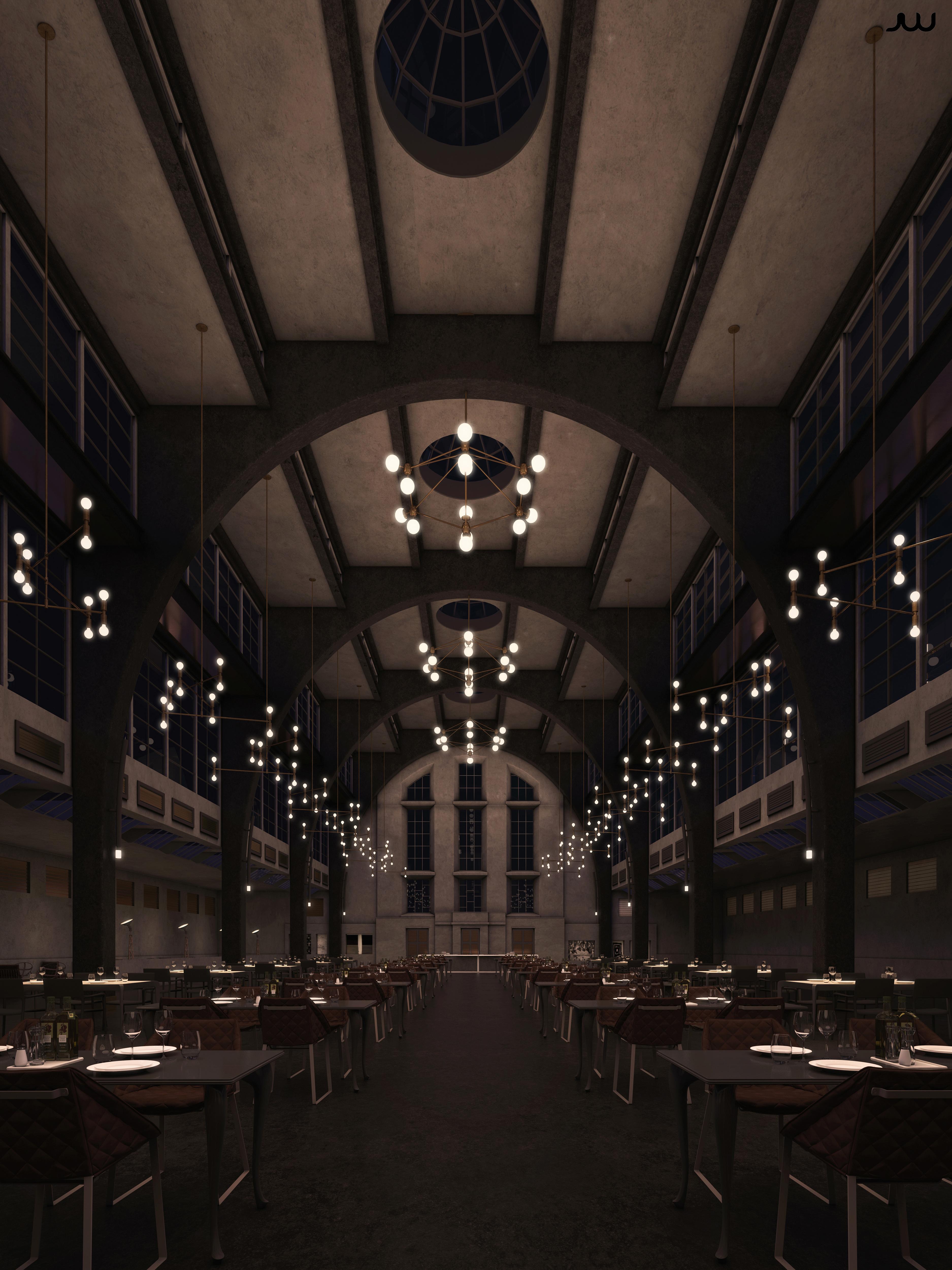 / Restaurant /