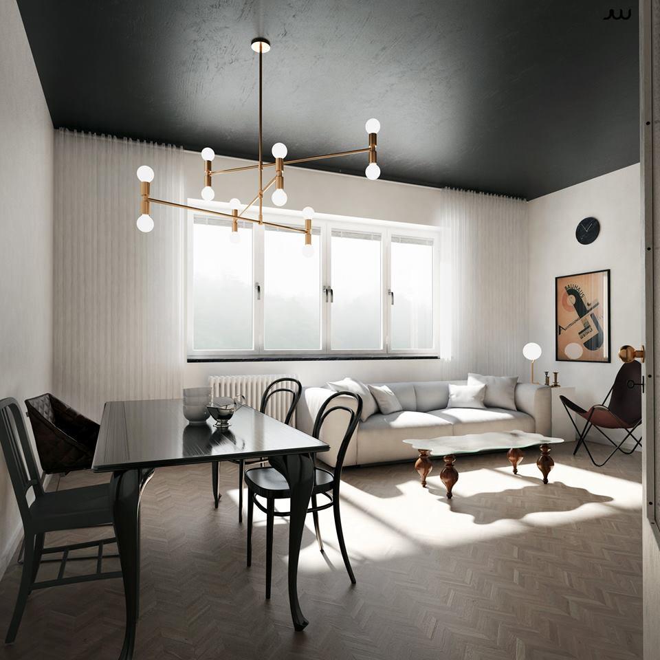 / Interior home /
