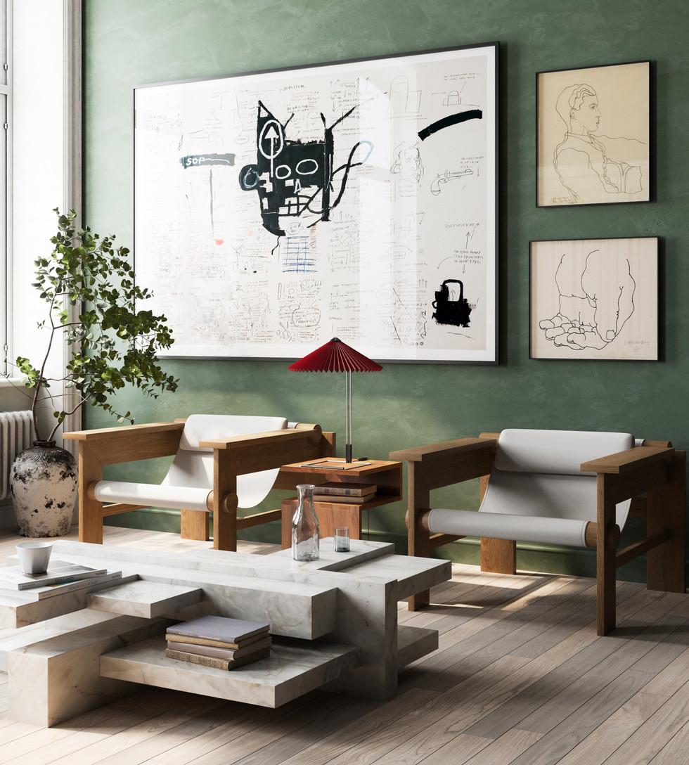/ Paris Apartment /
