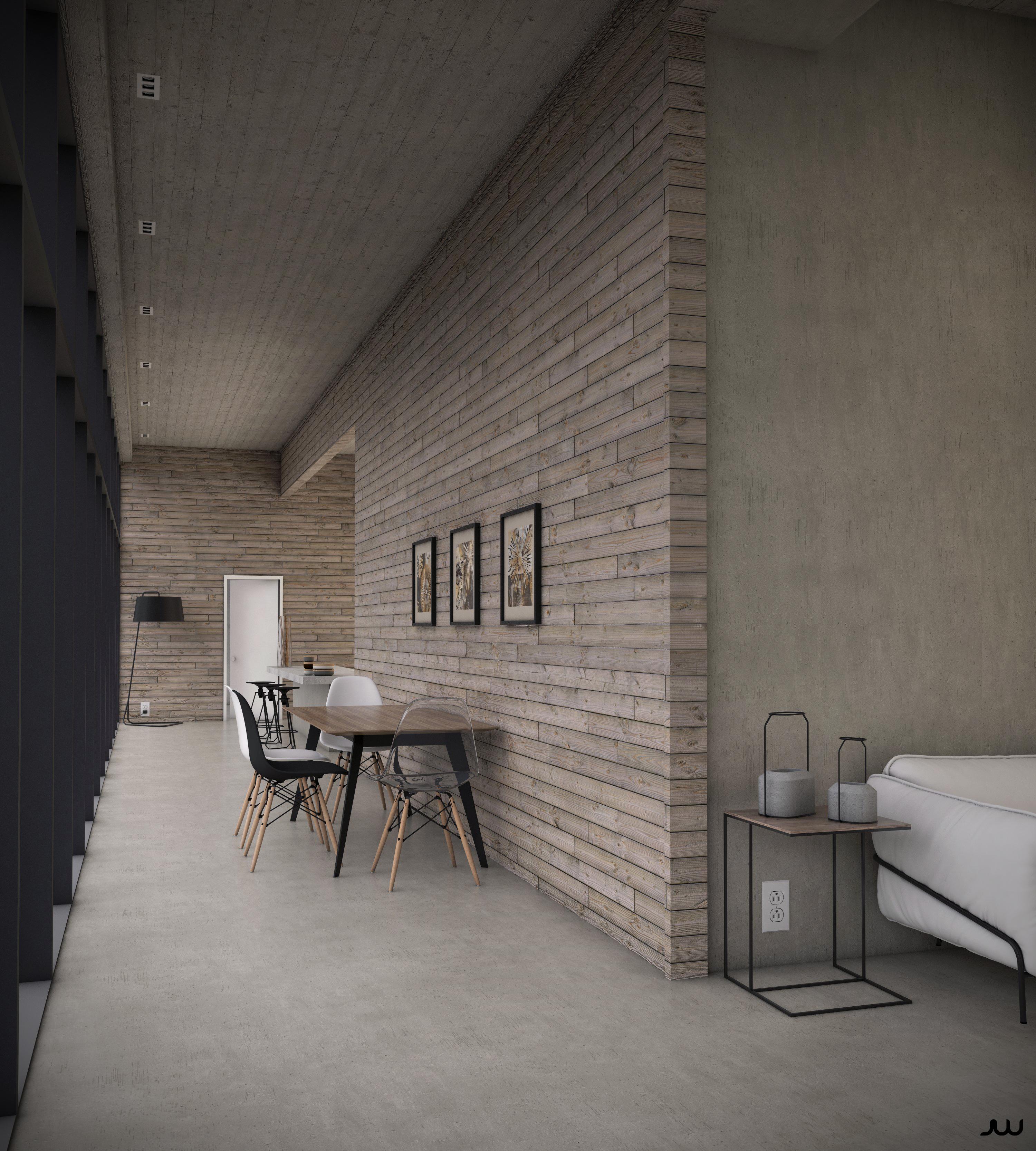 / Rustic Interior /