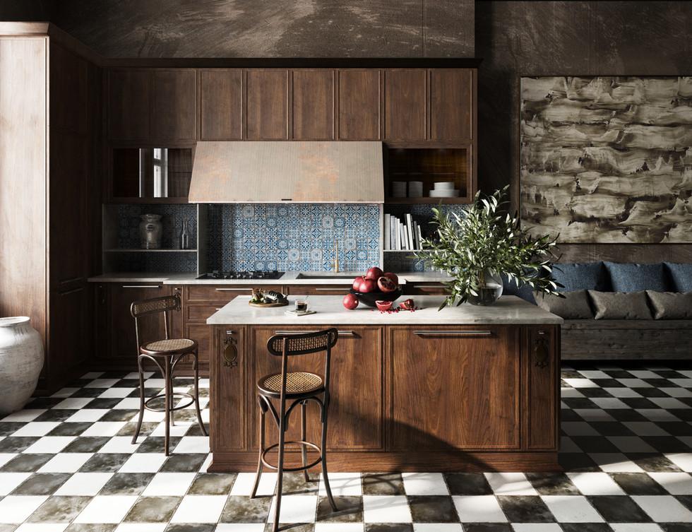 / Kitchen /