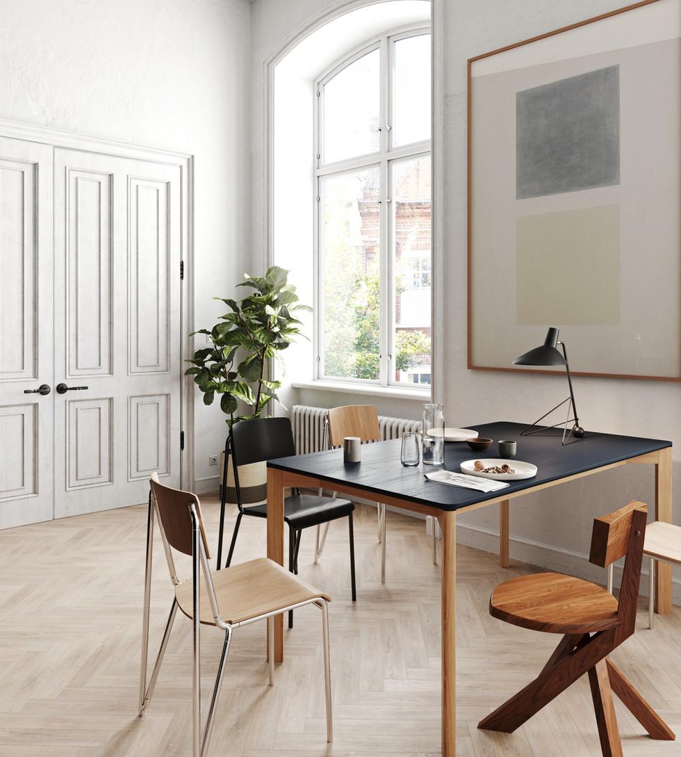 / Interior Copenhaguen room /