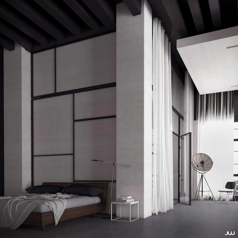 / Bedroom Loft /