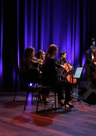 Duo Up Close & Dudok Quartet Amsterdam