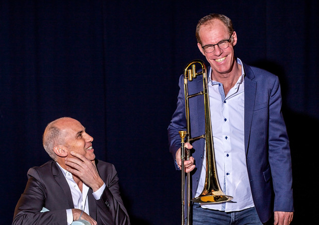 The art of two. Ilja Reijngoud & Ed Verhoeff