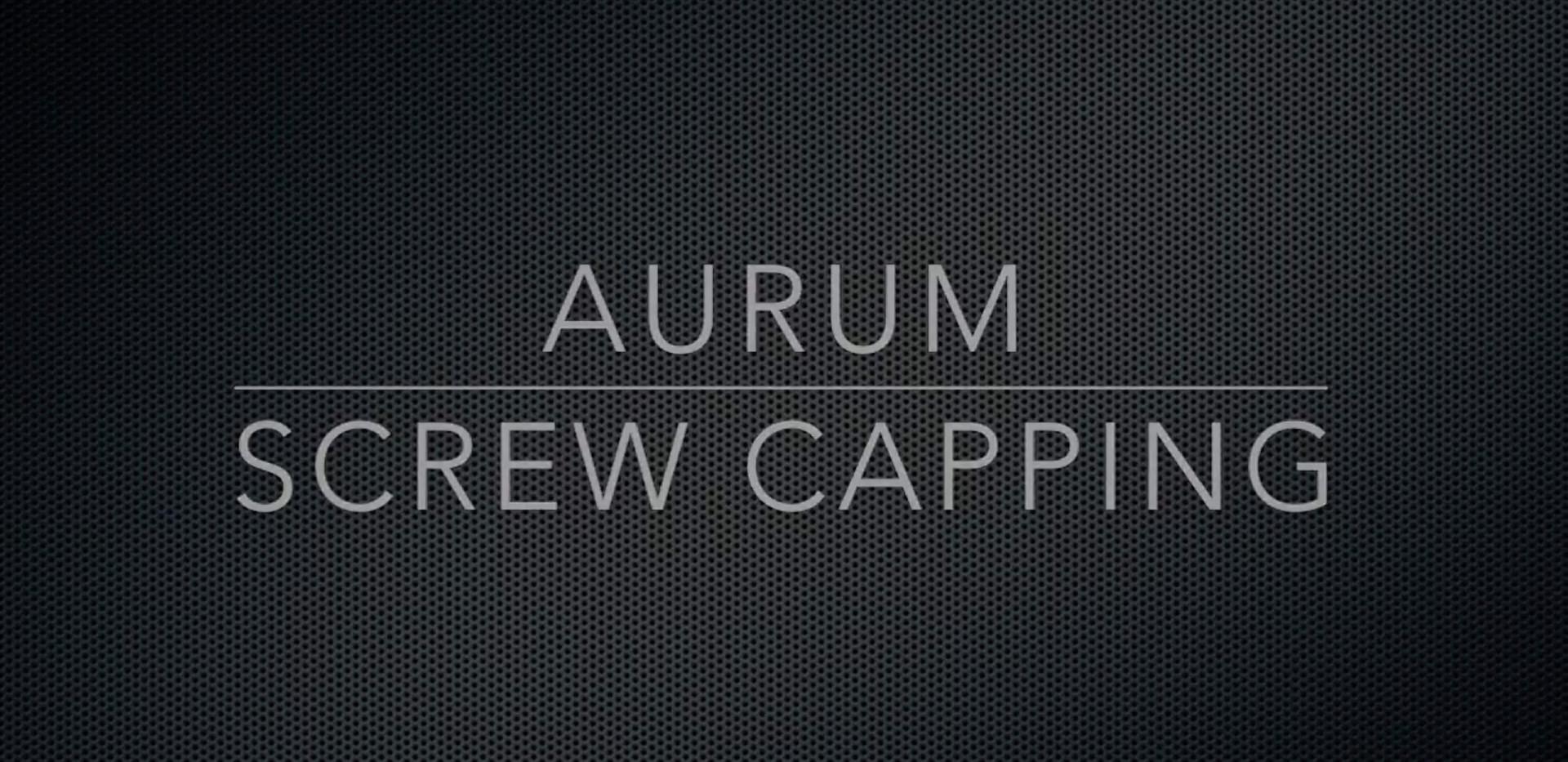 Screw-on capper video