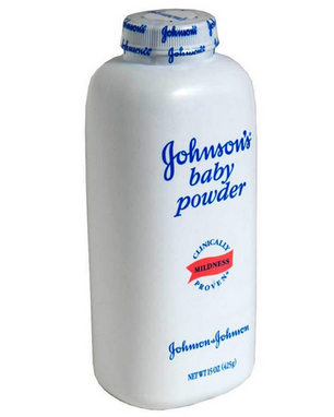 johnson and johnson baby powder