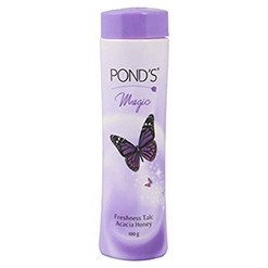 Ponds dreamflower purple