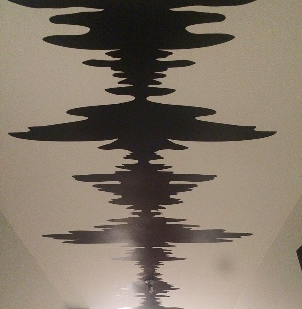 Sound Wave Ceiling