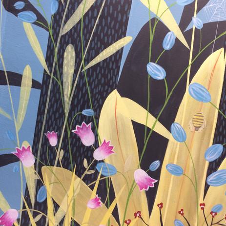Lightwell Mural