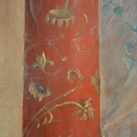 Pompeii Mural Reproduction