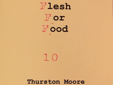 Solid Flesh For Food #10 - Thurston Moore