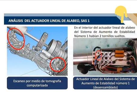 Falla mecánica de helicóptero causó muerte de los Moreno Valle-Alonso