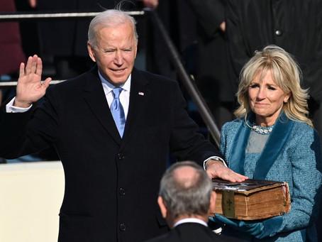 (EN VIVO) Ceremonia de investidura de Joe Biden como 46° presidente de los Estados Unidos
