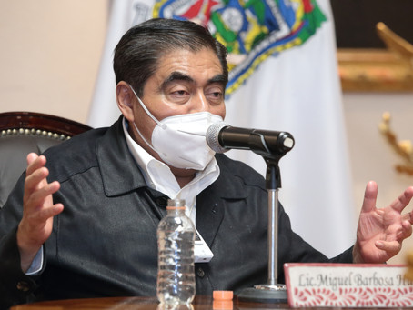 Pendiente gobierno estatal de familias de Juan C. Bonilla por formación de socavón