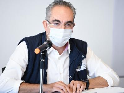 Durante el fin de semana, Puebla registró 630 nuevos casos de COVID-19