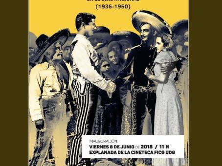 Presentarán exposición fotográfica sobre cine nacional en Jalisco
