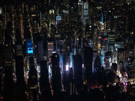 Apagón en Nueva York: la ciudad que nunca duerme se quedó parcialmente a oscuras