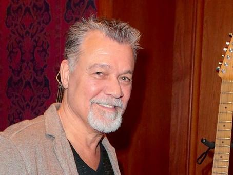 Murió a los 65 años el legendario guitarrista Eddie Van Halen
