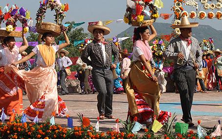 Feria a San Antonio Abad en San Antonio Cañada Tepectlán