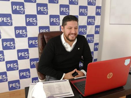 SE INTEGRARÁN COMITÉS DEL PES EN LOS 217 MUNICIPIOS: FRANCISCO RAMOS MONTAÑO