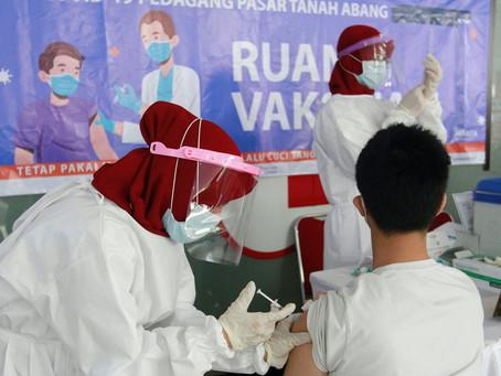 5.000 periodistas indonesios recibirán la vacuna contra el covid-19