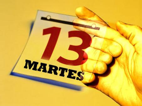 Martes 13: de dónde provienen los mitos y supersticiones sobre el día de la mala suerte