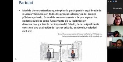 Avanza Tabasco en la protección de los derechos de las mujeres: IEM