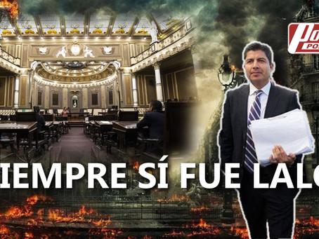 Se perfila Eduardo Rivera para abanderar al PAN en la elección a Presidente Municipal