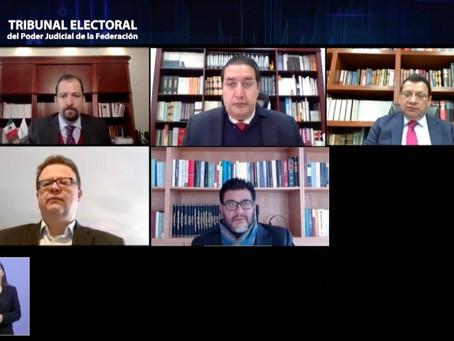 El TEPJF revoca acuerdo del INE para horarios y franjas de transmisión de promocionales de partidos