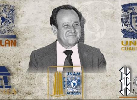 Falleció Guillermo Soberón, ex rector de la UNAM y secretario de Salud de 1982 a 1988