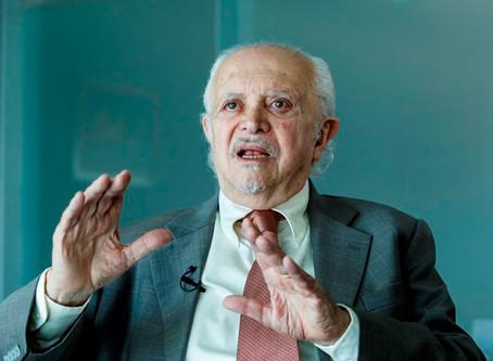 Murió Mario Molina, Premio Nobel de Química en 1995