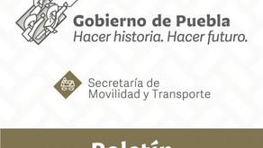 Continúa SMT capacitando a transportistas en materia de igualdad sustantiva