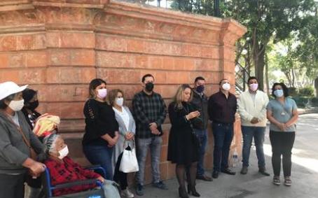 Renuncia el Comité Municipal del PES de San Pedro Cholula para sumarse a Julio Lorenzini