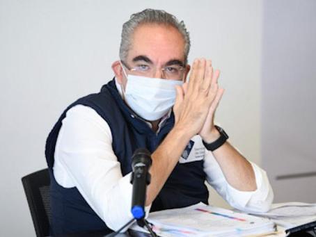 Recibe Puebla el segundo embarque de vacunas contra COVID-19 para personal por la salud