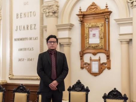 NOMBRA CABILDO A DAMIÁN ROMERO COMO NUEVO TITULAR DE LA SECRETARÍA DEL AYUNTAMIENTO DE PUEBLA