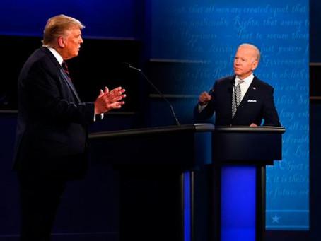 """Los cruces más fuertes en el debate presidencial de EEUU: """"No se puede  hablar con este payaso"""""""