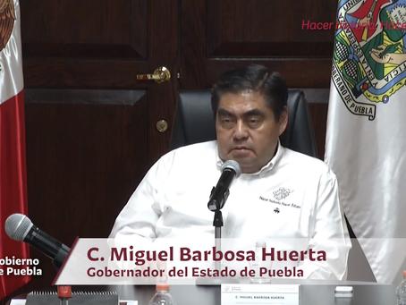En Puebla ya son 106 casos confirmados de #COVID19