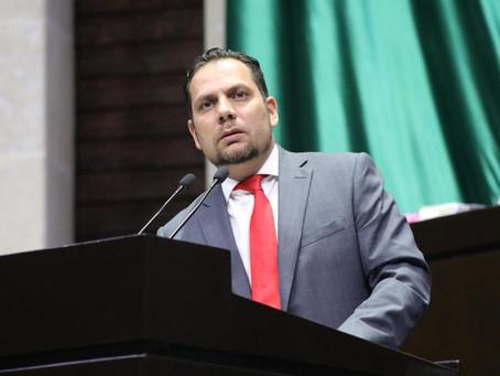 El candidato de Palacio Nacional