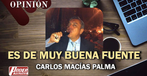 Manolo Herrera gana el 16 y Migoya al PRD