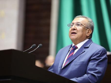 Agenda Parlamentaria de Morena consolidará la 4T en el país: Saúl Huerta Corona